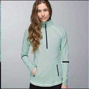 Lululemon   Race with Grace half zip pullover